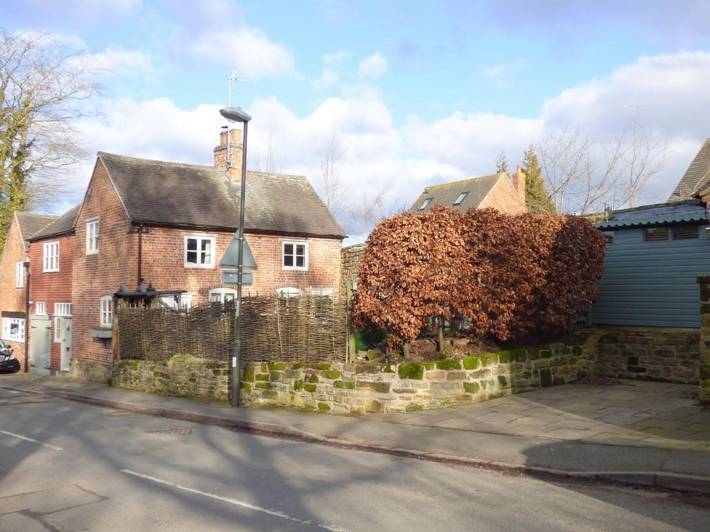 3 Bedrooms Cottage House for sale in Moor Lane, Kirk Langley
