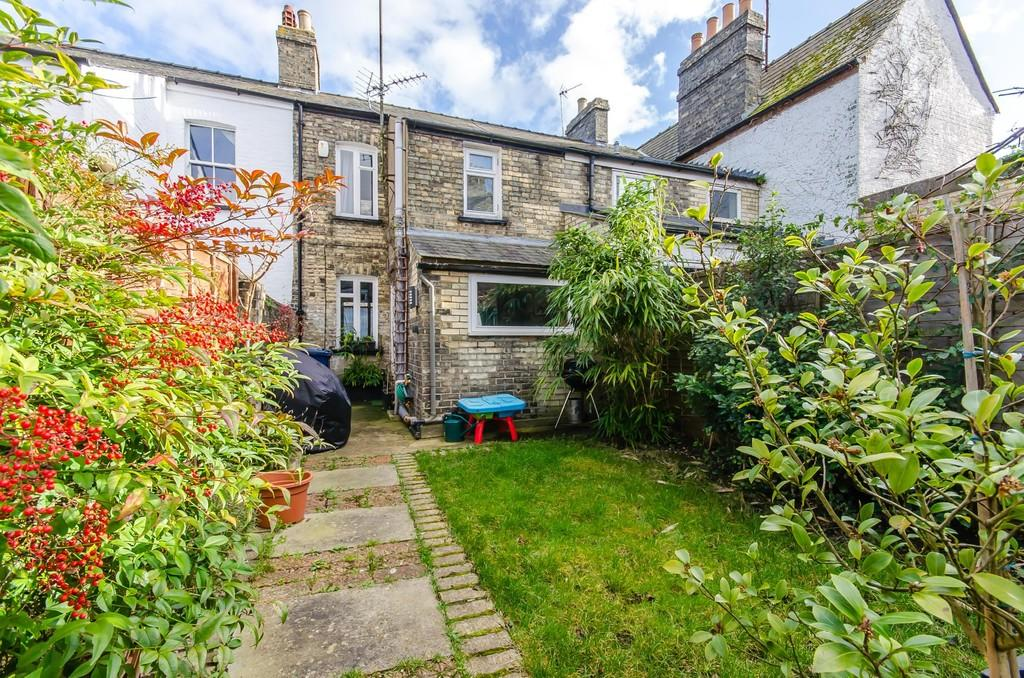 2 Bedrooms Terraced House for sale in Stockwell Street, Cambridge