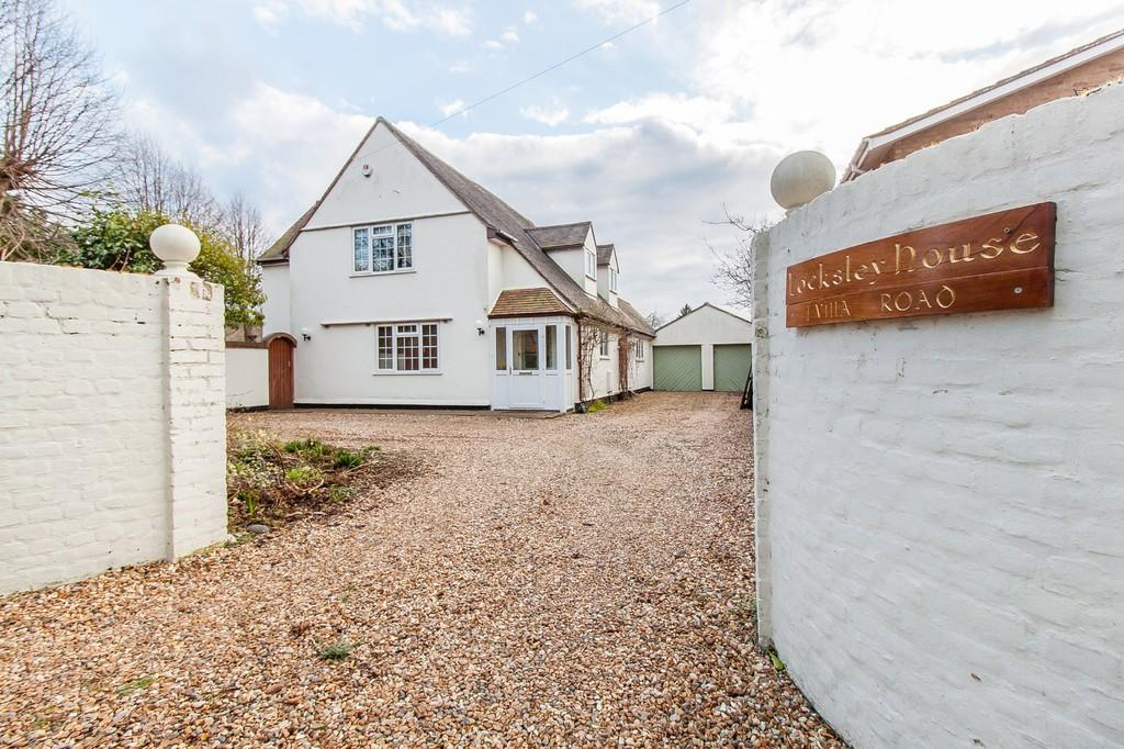 5 Bedrooms Detached House for sale in Villa Road, Impington