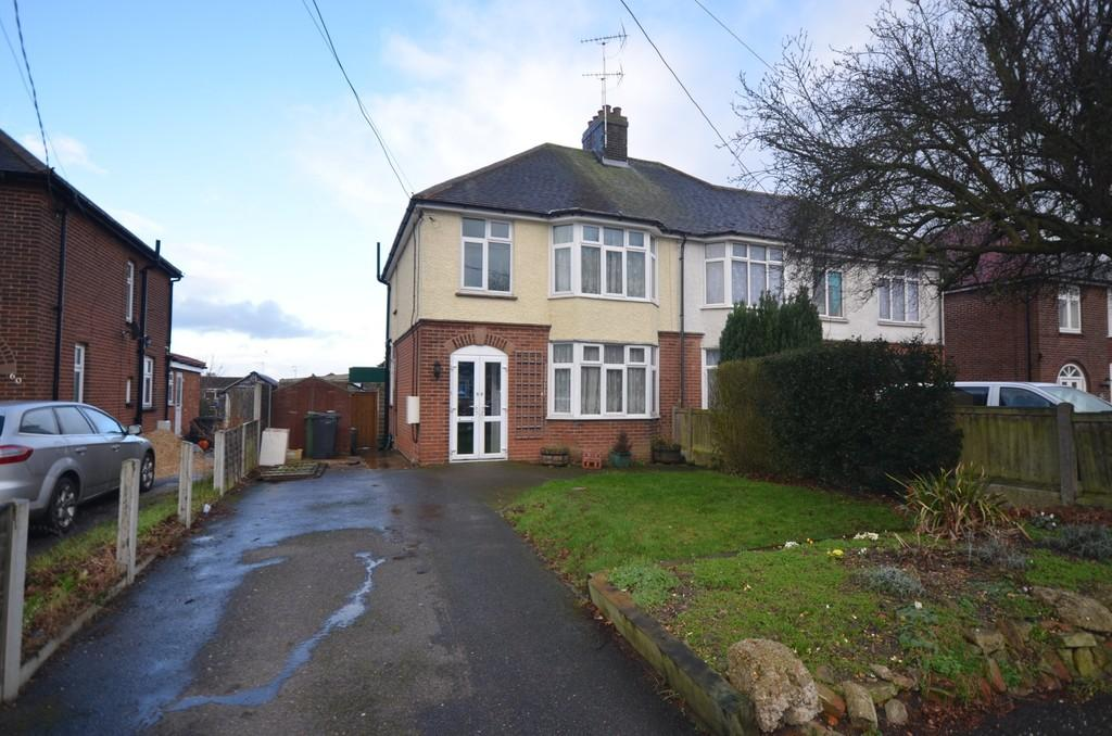 3 Bedrooms Semi Detached House for sale in Highfields Road, Witham