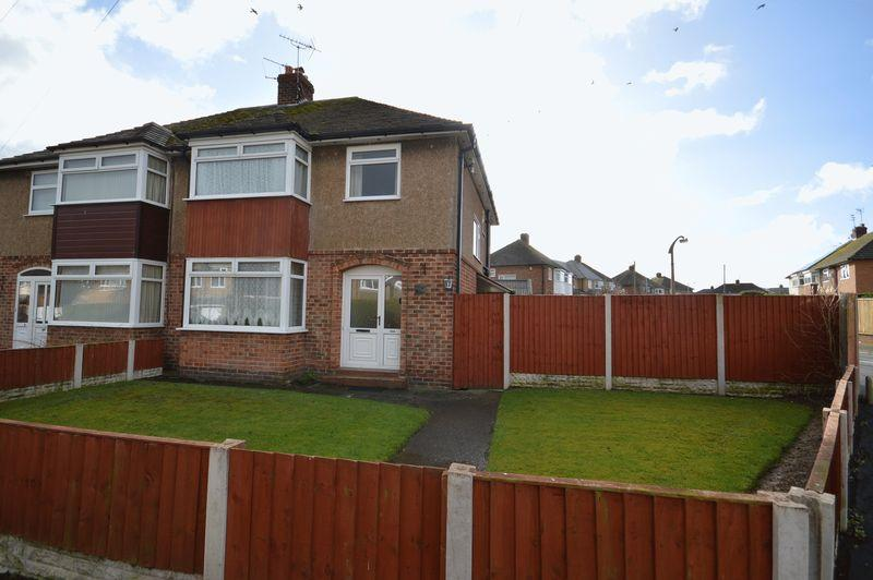 3 Bedrooms Semi Detached House for sale in Escolme Drive, Greasby