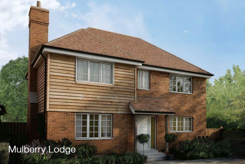 4 Bedrooms Detached House for sale in Mulberry Lodge, Bourne Drive, Littlebourne