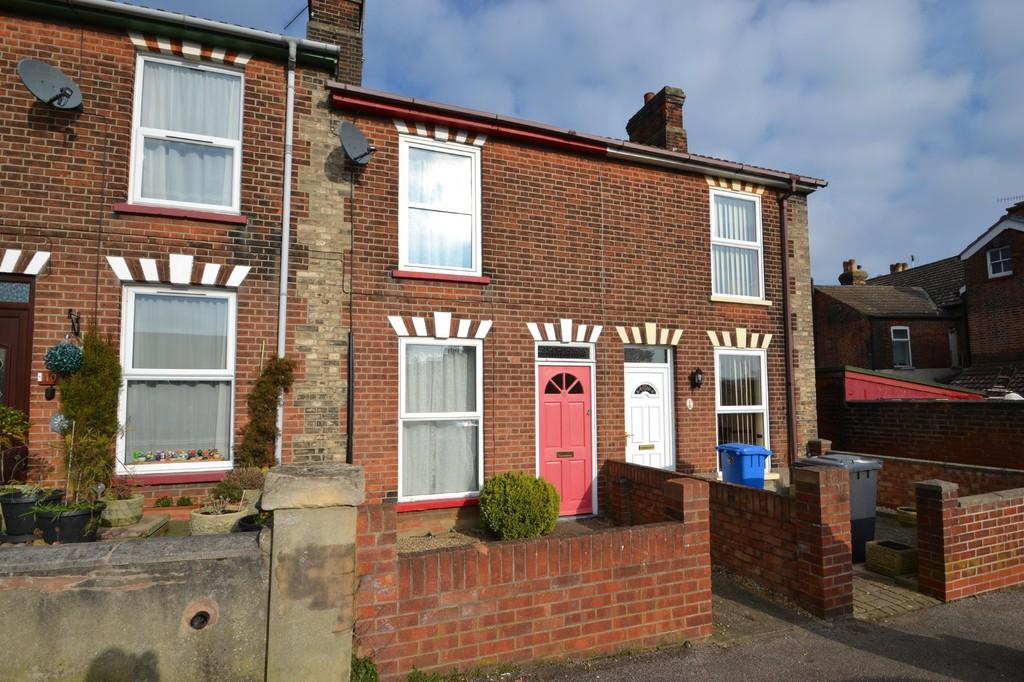 3 Bedrooms Terraced House for sale in Croft Street, Ipswich, Suffolk, IP2 8EB