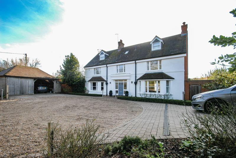 6 Bedrooms Detached House for sale in Albourne Road, Hurstpierpoint