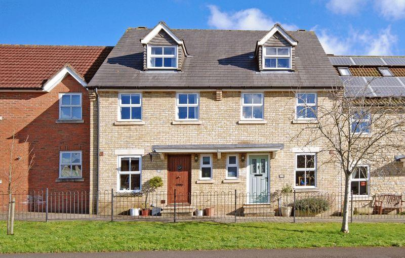 4 Bedrooms Terraced House for sale in Jocelyn Drive, Wells