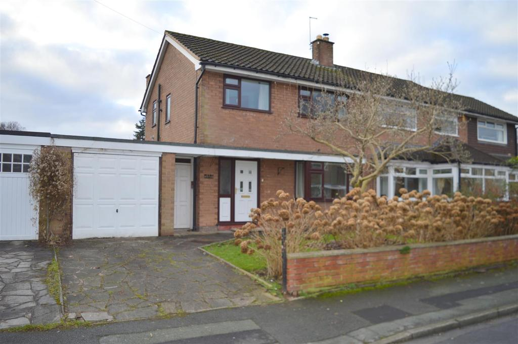 3 Bedrooms Semi Detached House for sale in Boothfields, Knutsford
