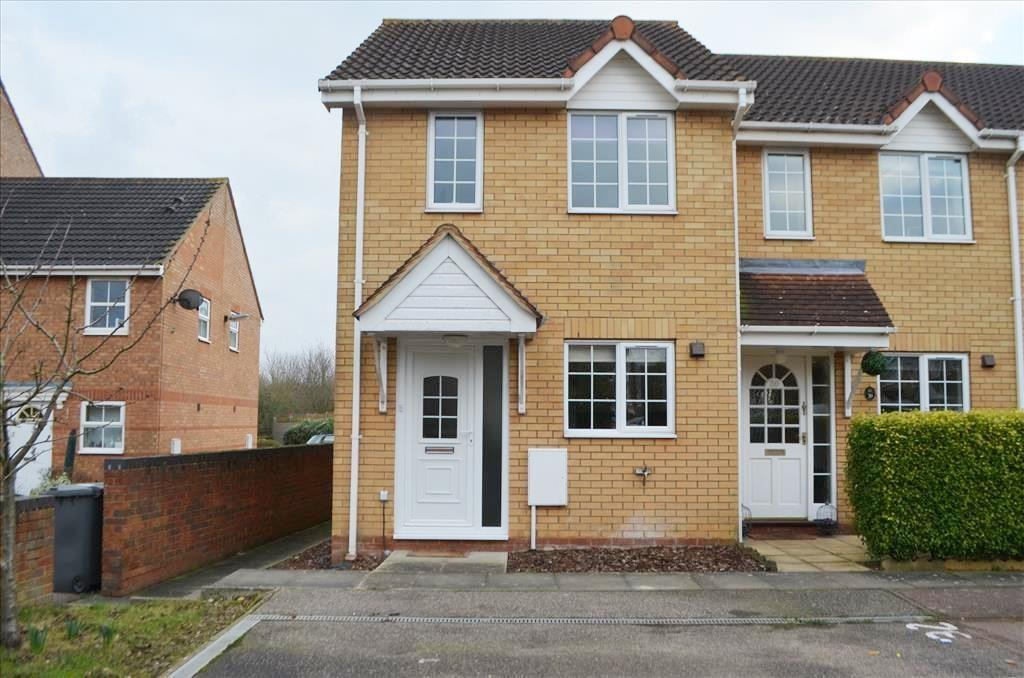 2 Bedrooms End Of Terrace House for sale in Honeysuckle Close, Biggleswade, SG18