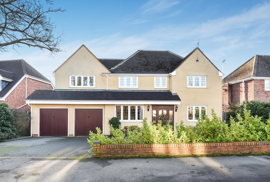 5 Bedrooms Detached House for sale in Woodchester Road, Dorridge