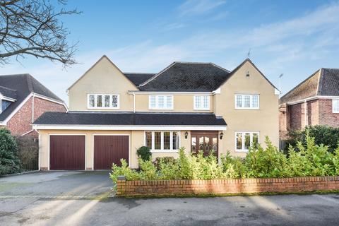 5 bedroom detached house for sale - Woodchester Road, Dorridge