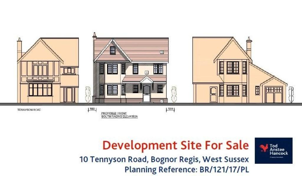 4 Bedrooms Detached House for sale in Tennyson Road, Bognor Regis