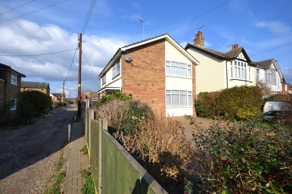 3 Bedrooms Detached House for sale in Manse Chase, Maldon, CM9