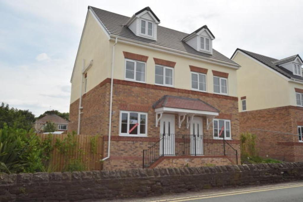 3 Bedrooms Semi Detached House for sale in PLOT 10, Bamburgh Close, Flass Lane, Barrow in Furness LA13 0FB