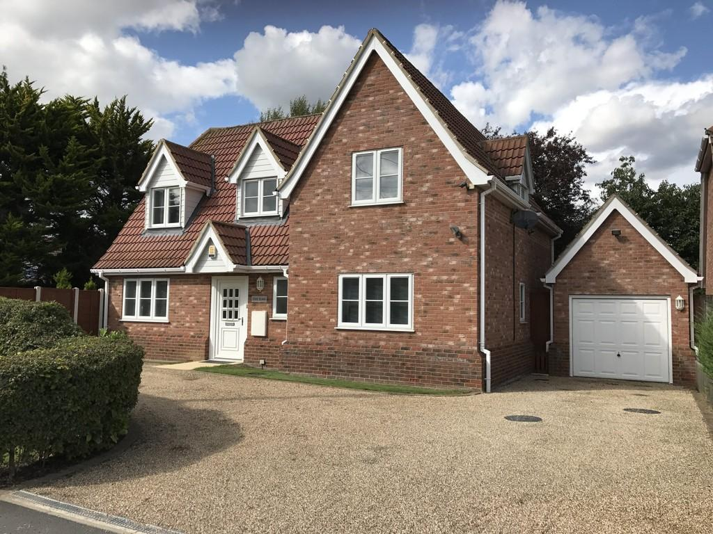 3 Bedrooms Detached House for sale in Harwich Road, Great Bromley