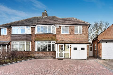 4 bedroom semi-detached house for sale - Ulverley Green Road, Solihull