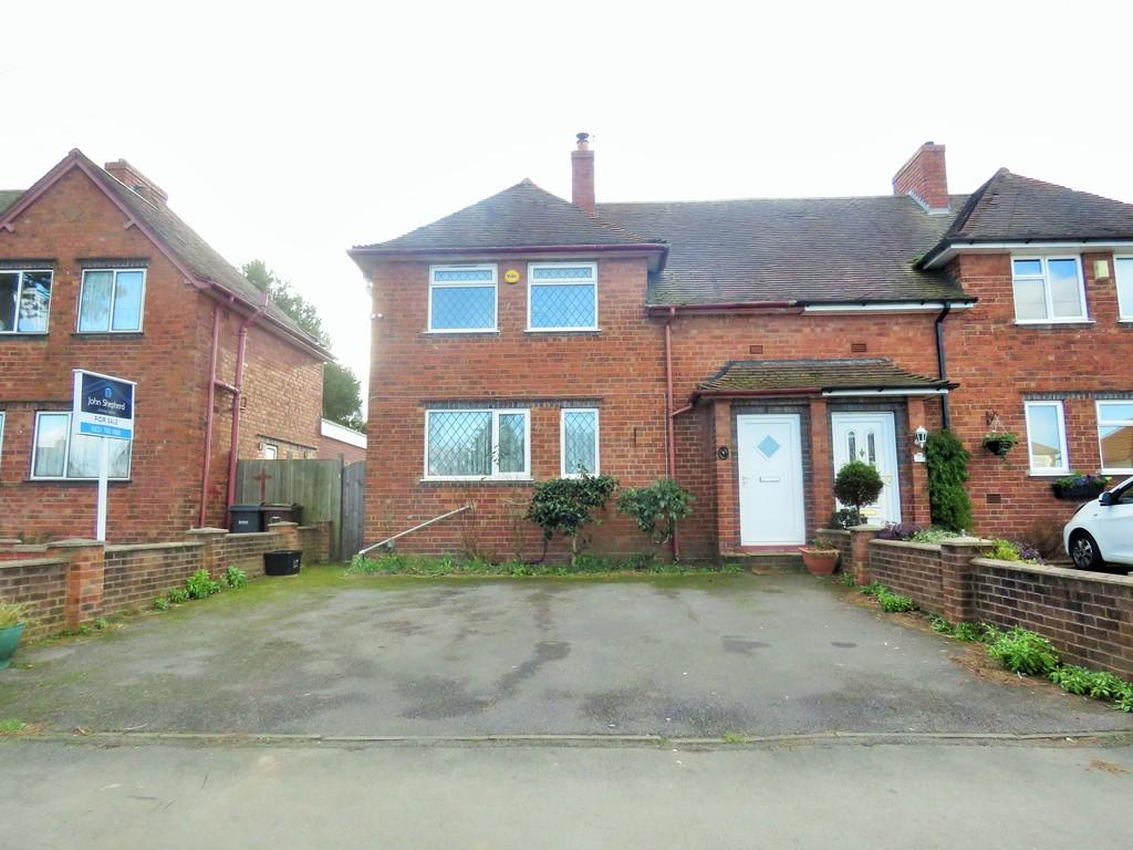 2 Bedrooms Semi Detached House for sale in Moat Lane, Solihull