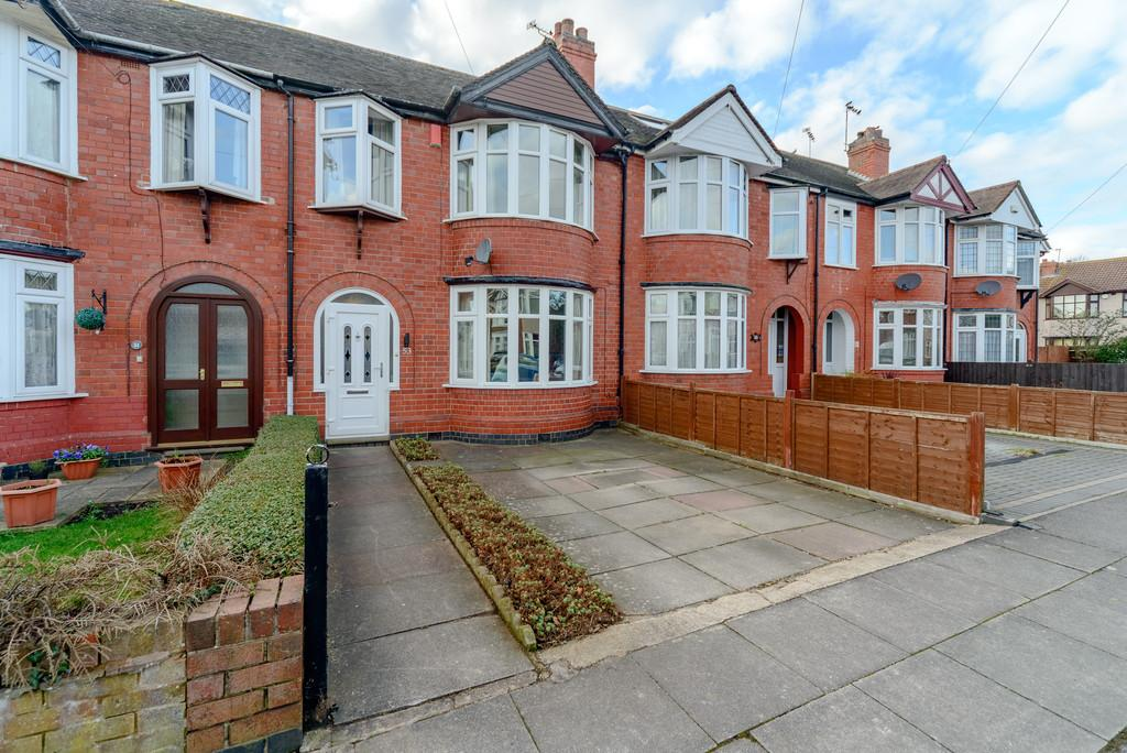3 Bedrooms Semi Detached House for sale in Woodclose Avenue, Coventry