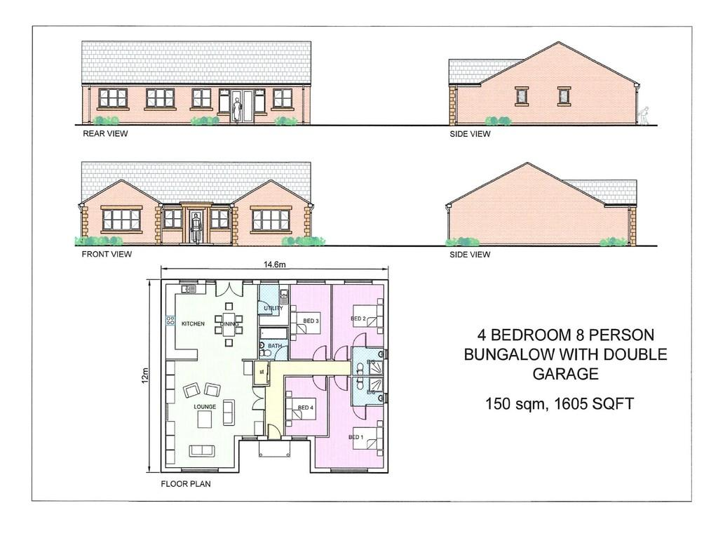 4 Bedrooms Land Commercial for sale in Chapel Lane, Haswell