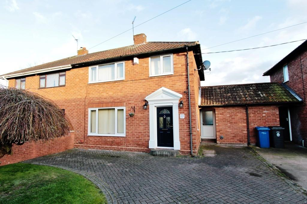 3 Bedrooms Semi Detached House for sale in Manor Road, Mile Oak