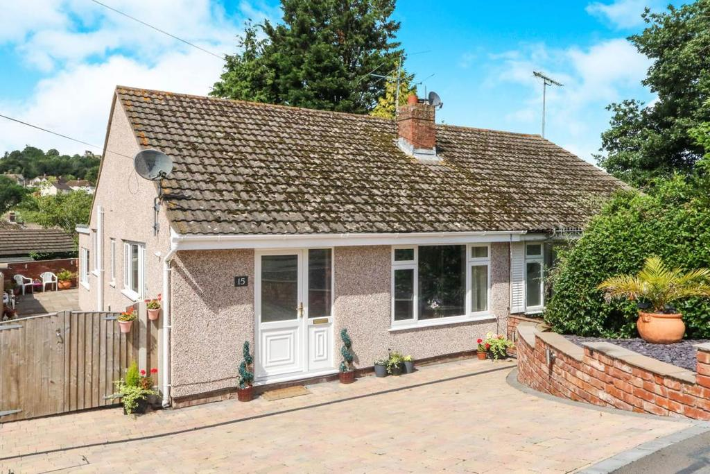 3 Bedrooms Semi Detached Bungalow for sale in 15 Maes Y Llan, Conwy, LL32 8NB