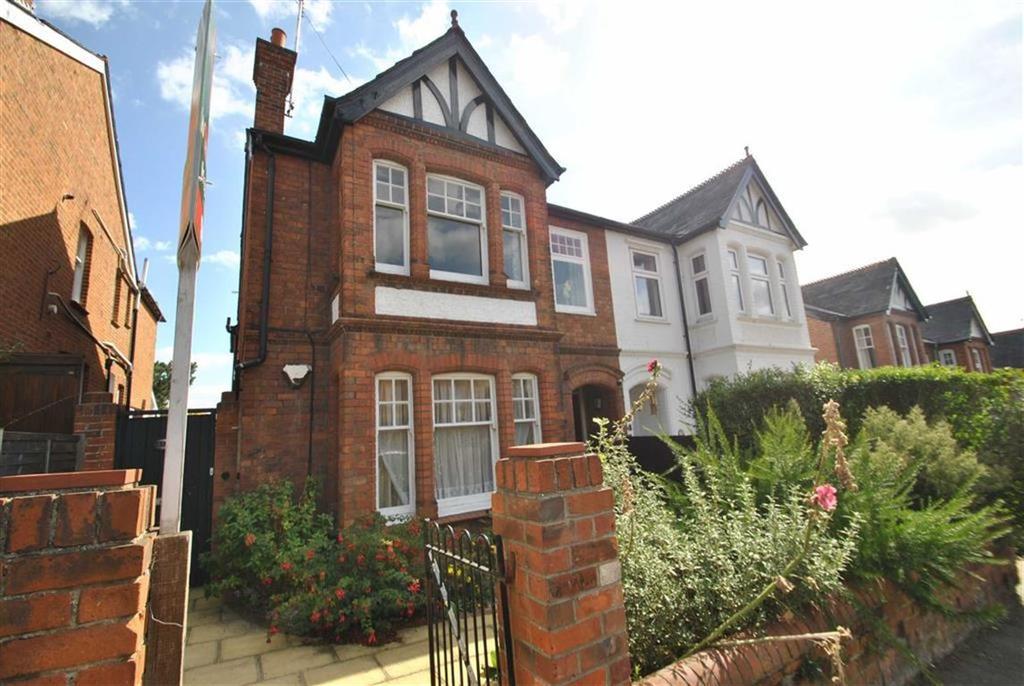 3 Bedrooms Maisonette Flat for sale in St. Annes Road, Caversham, Reading