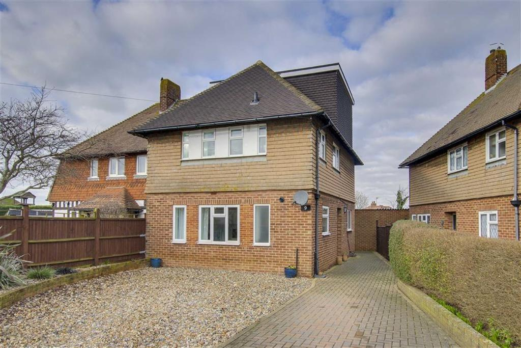 4 Bedrooms Semi Detached House for sale in Walmer Road, Seaford
