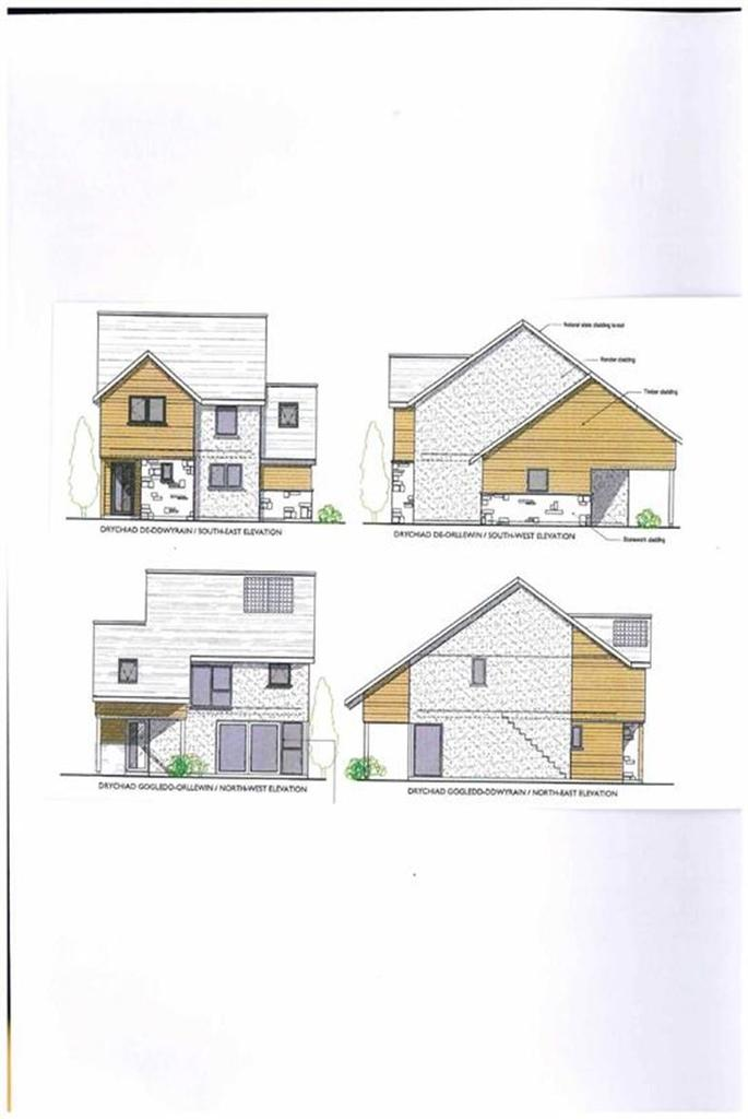 3 Bedrooms Detached House for sale in 6, Pencaemawr, Penegoes, Machynlleth, Powys, SY20