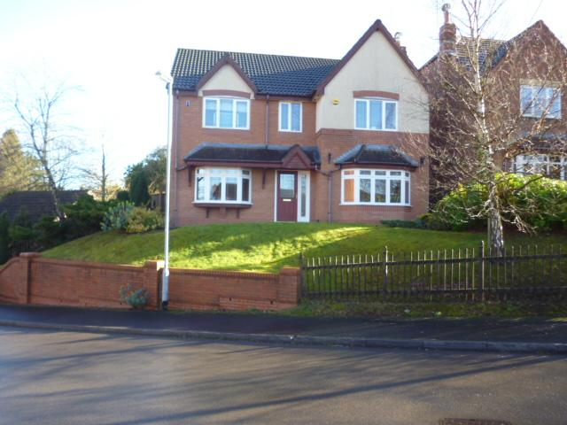 4 Bedrooms Detached House for sale in THE STEWPONEY, OFF BRIDGNORTH ROAD, STOURTON, STOURBRIDGE DY7
