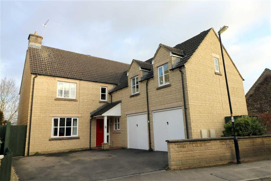 5 Bedrooms Detached House for sale in 43, Park Road, Malmesbury