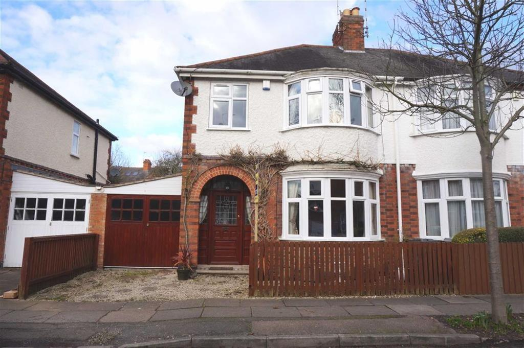 3 Bedrooms Semi Detached House for sale in Sidney Road, South Knighton, Leicester