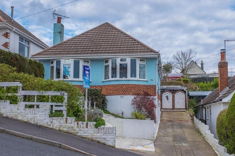 3 Bedrooms Detached Bungalow for sale in Fortescue Road, Parkstone, Poole