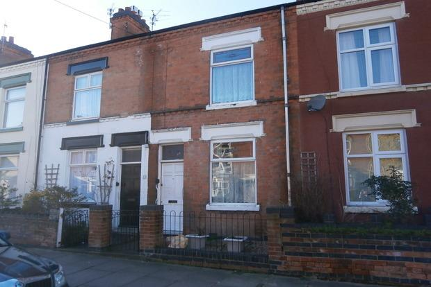 2 Bedrooms Terraced House for sale in Ivanhoe Street, Newfoundpool, Leicester, LE3