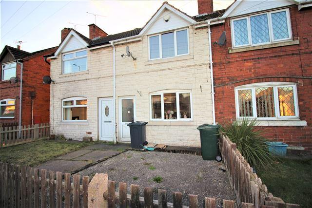 3 Bedrooms Terraced House for rent in East Terrace, Wales Bar, Sheffield, S26 5LX