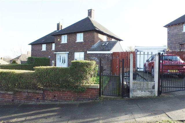 3 Bedrooms Semi Detached House for sale in Greenwood Crescent , Littledale, Sheffield , S9 4HF