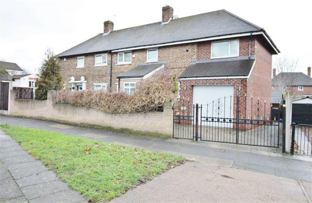 4 Bedrooms Semi Detached House for sale in Bowden Wood Cresent, Sheffield, S9 4EE