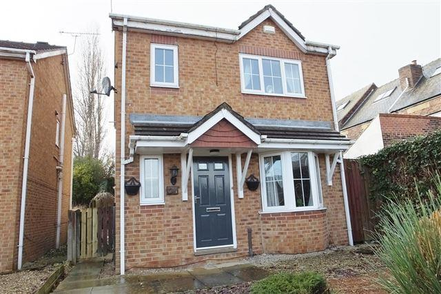 3 Bedrooms Detached House for sale in Kirkstead Gardens, Woodhouse Mill, Sheffield, S13 9XG