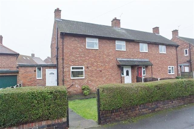 3 Bedrooms Semi Detached House for sale in Acacia Avenue, Rotherham, S66 2LN