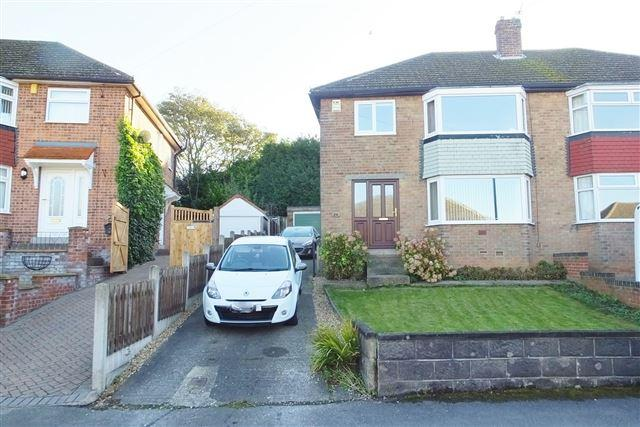 3 Bedrooms Semi Detached House for sale in Middleton Avenue, Dinnington, Sheffield, S25 2QQ