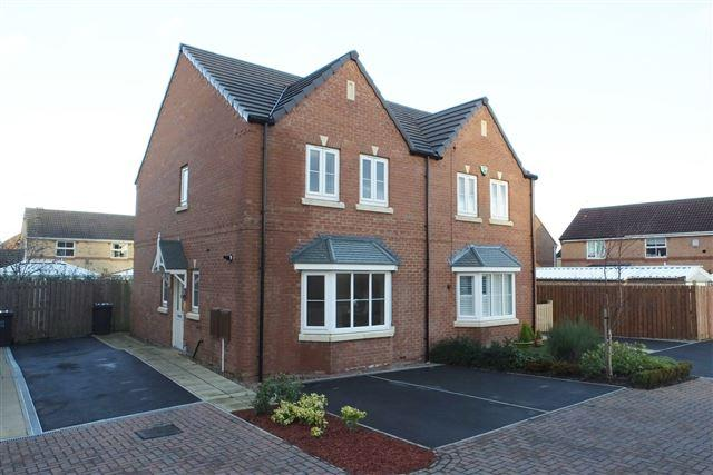 3 Bedrooms Semi Detached House for sale in St Pauls Close, Dinnington, Sheffield, S25 3PL