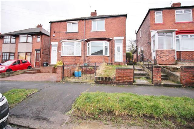 2 Bedrooms Semi Detached House for sale in Houstead Road, Handsworth, Sheffield, S9 4BZ