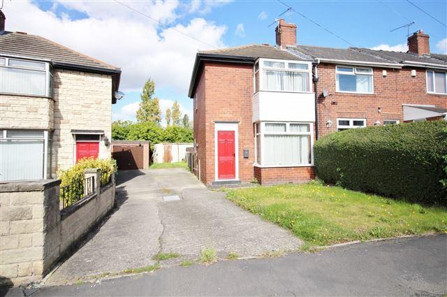 2 Bedrooms End Of Terrace House for sale in Alder Lane , Handsworth, Sheffield, S9 4AL