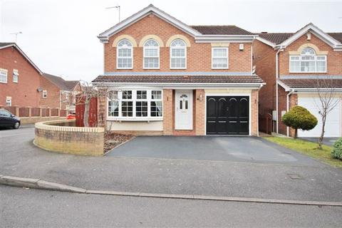 4 bedroom detached house for sale - Ryan Drive, Woodhouse Mill, Sheffield, S13 9UZ