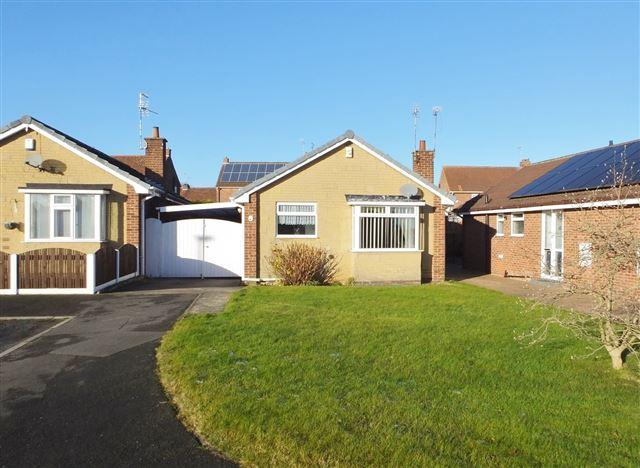 2 Bedrooms Bungalow for sale in Rydal Road , Dinnington, S25 2TY