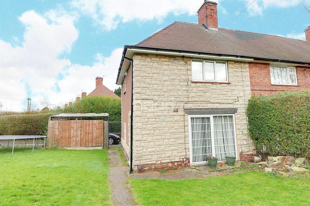 3 Bedrooms End Of Terrace House for sale in Welstead Avenue, Aspley