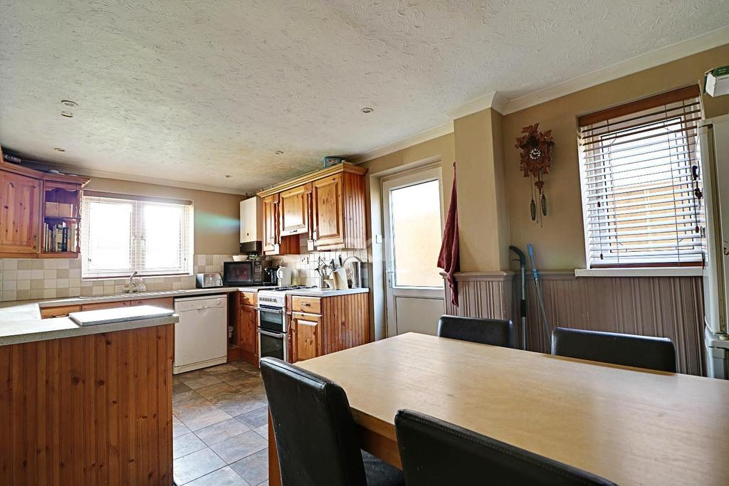 4 Bedrooms Detached House for sale in Meares Drive, Swindon, Wiltshire