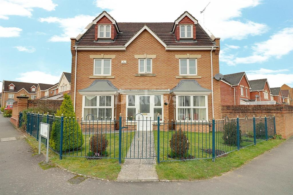 5 Bedrooms Detached House for sale in Ton Yr Ywen Avenue, Heath, Cardiff, CF14