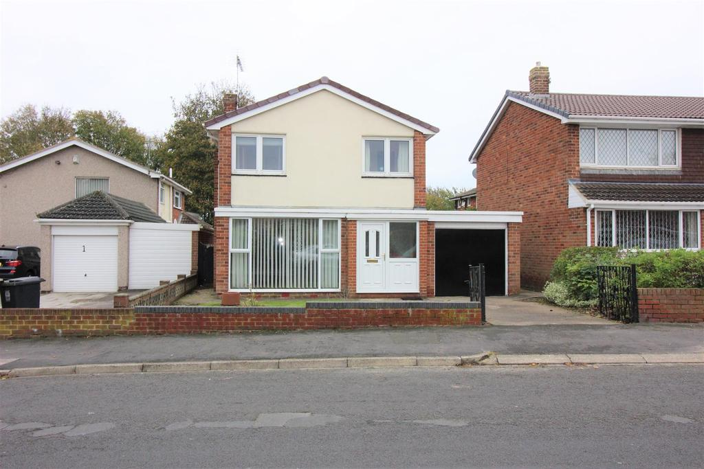 3 Bedrooms Detached House for sale in Windermere Drive, West Auckland, Bishop Auckland