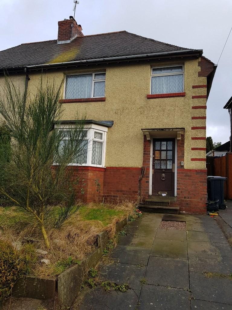 3 Bedrooms Semi Detached House for sale in Abbey Crescent, Oldbury