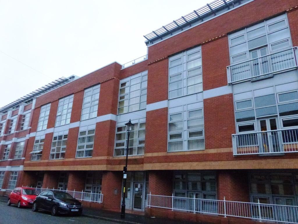 2 Bedrooms Apartment Flat for sale in 89 Branston Street