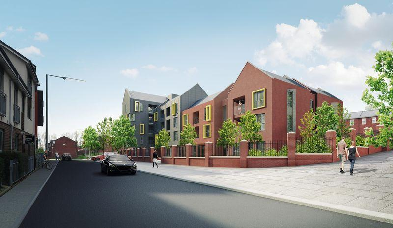 Studio Flat for sale in Selection of Studio, 1 2 Bedroom Apartments Offering Investors an 8% Net Rental Return For 5 Years