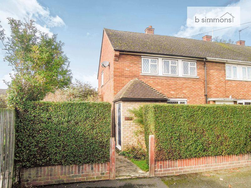 3 Bedrooms End Of Terrace House for sale in Hampden Road, Langley.
